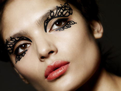 Le faux tatoo dentelle de Phyllis Cohen | Accessoires de Mode | Scoop.it
