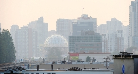 Pollution from China harming air quality on West Coast: study | Global Warming | Scoop.it