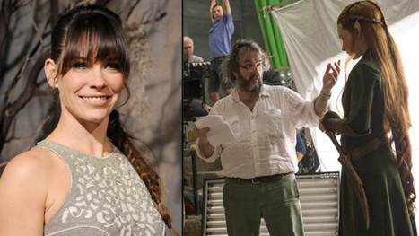 Evangeline Lilly On 'Mama Grooming' Peter Jackson On The Hobbit: The ... - Access Hollywood | 'The Hobbit' Film | Scoop.it