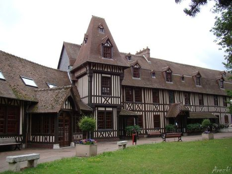Le Blog de Rouen, photo et vidéo: Maison Pelissier, Maromme.   MaisonNet   Scoop.it