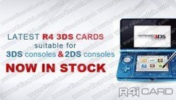 R4 Card For DS | Ideal Storage space Tool for Nintendo DS | Technology Updates | Scoop.it