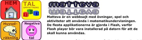 Matteva | Mattelänkar | Scoop.it