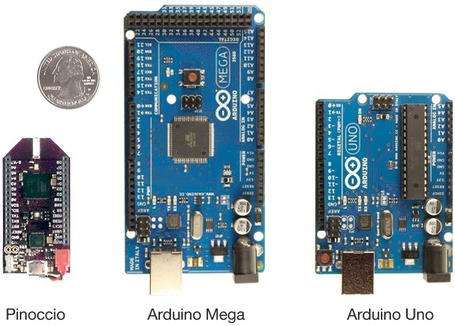 Pinoccio – Creators of Arduino boards add open networking and sensor hardware | Networking - p2p - a new society | Scoop.it