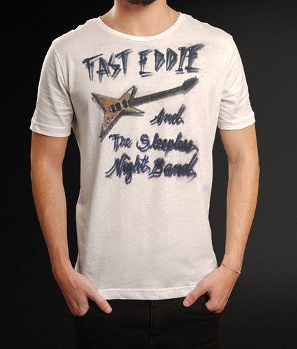 Fast eddies - Airbrush T-Shirts | Business | Scoop.it