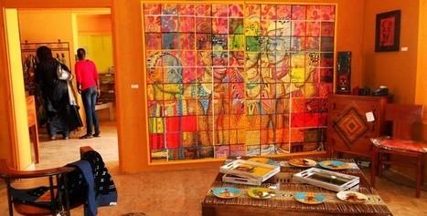Festival « LE FLEUVE EN COULEURS » : Saint-Louis se pare des habits de la Biennale Off | My Africa is... | Scoop.it