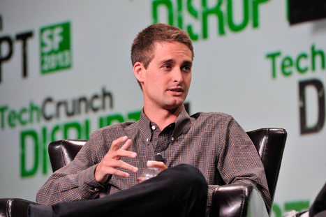 Snapchat CEO's Emails Didn't Disappear, Come Back To Shame Him | I work on the Interwebs | Scoop.it