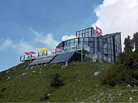 Critique du restaurant tournant panoramique Kuklos à Leysin, Vaud | Mon avis mes critiques | Scoop.it
