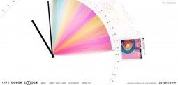 Shiseido propose l'application Life Color Clock | Marques Premiums & Marketing Digital | Scoop.it