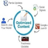 The Importance of an Optimized Content Strategy on Social Media and Search | Proven SEO | How to use Google+ in your internet marketing + content strategy | Scoop.it