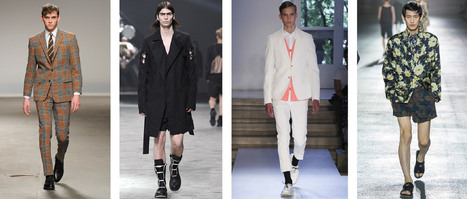 The 2014 Wardrobe – Fashion Trends For Men   Lifestyle Magazine   Scoop.it