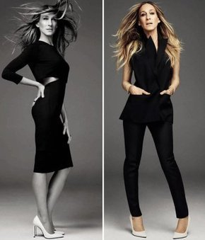 Sarah Jessica Parker -- My Feet Told Me To 'Stop' Wearing High Heels | Best of SHOE BLOGGERS | Scoop.it