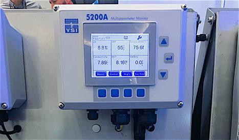 YSI 5200A Multiparameter Monitor & Control for Serious Aquatic Professionals - Reef Builders | The Reef and Marine Aquarium Blog | Aquaculture | Scoop.it