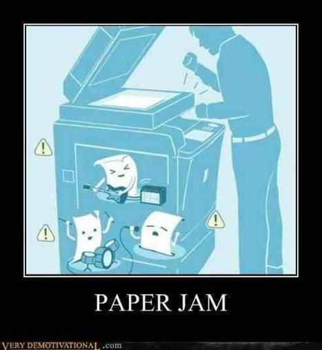 Things I Will Not Be Missing In My Paperless Classroom. | Studying Teaching and Learning | Scoop.it