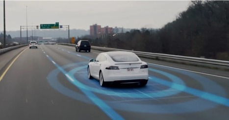 Mobileye says Tesla auto braking tech wasn't designed for scenario behind fatal crash | Digital Transformation of Businesses | Scoop.it