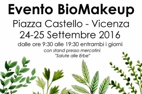 Ci incontriamo?? Evento Biomakeup!   Biomakeup: cosmesi eco bio e classica!   Scoop.it