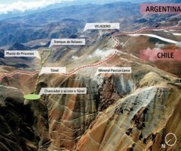 Chile's court launches probe on why Barrick's Pascua-Lama fine was reduced | Commodities, Resource and Freedom | Scoop.it
