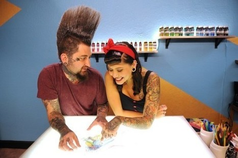 5 Tips On Getting Your First Tattoo, From Real Tattoo Artists   Tattoodo.com   Tattoos & Body Art   Scoop.it