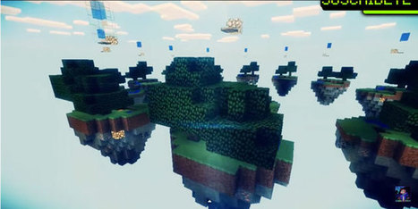 Skywars Trees Map for Minecraft PE | Minecraft New | Scoop.it