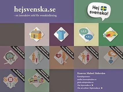 Flexspan: Interaktivt stöd för svenskinlärning | Uppdrag : Skolbibliotek | Scoop.it
