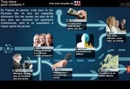 Trop vieux pour conduire ? Un webreportage signé TF1 News | L'actualité du webdocumentaire | Scoop.it