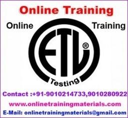 ETL and Report Testing online training institute in Ameerpet, ETL and Report Testing Online Training Institute from Hyderabad India.   Online Training Materials   Online Training   Scoop.it