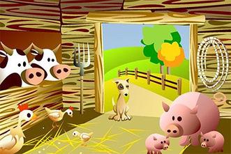 Los animales de la granja | Recursos para Educación Infantil | Scoop.it