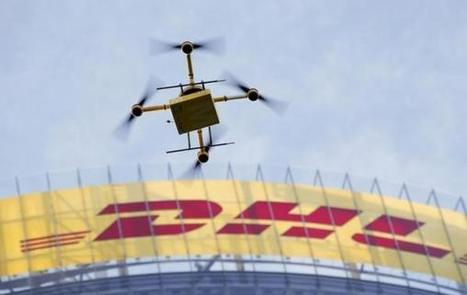 Drone delivery: DHL 'parcelcopter' flies to German isle | reuters | Robohub | Scoop.it