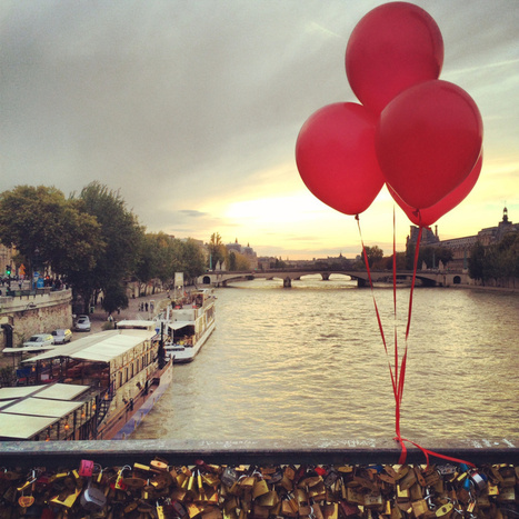 5 Best Romantic Spots in Paris | Blogs about Paris | Scoop.it