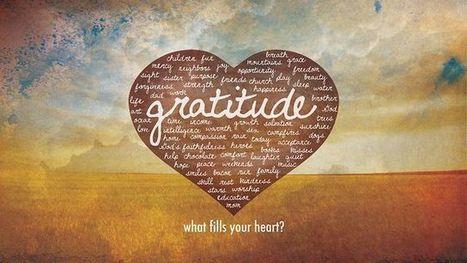 The Neuroscience of Why Gratitude Makes Us Healthier, by Ocean Robbins | Психологическая экосистема | Scoop.it