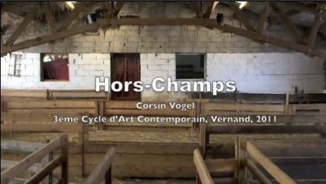 HorsChamps - Corsin Vogel | DESARTSONNANTS - CRÉATION SONORE ET ENVIRONNEMENT - ENVIRONMENTAL SOUND ART - PAYSAGES ET ECOLOGIE SONORE | Scoop.it