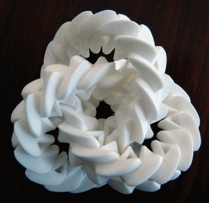 Expressing mathematics in 3D printed sculpture art | 3D Printing and Fabbing | Scoop.it