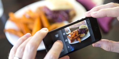 """""""Fotografare i cibi rovina l'appetito"""". A dieta con Instagram (FOTO)   Food between web and tradition   Scoop.it"""