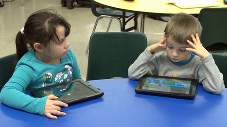 Eye On Education: iPads Being Used In Cambridge First Grade Class - CBS Local | Innovation Disruption in Education | Scoop.it