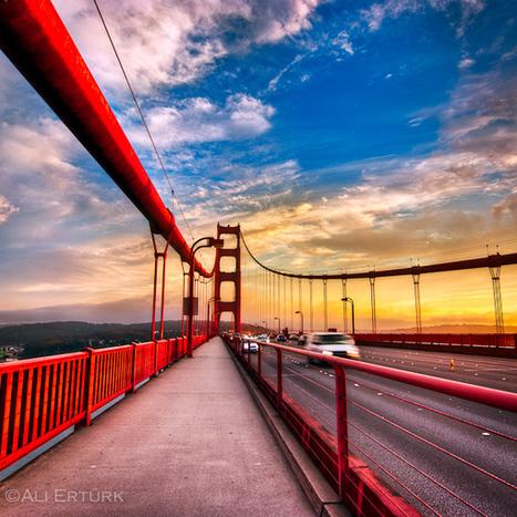 Photographer Captures the Vast Beauty of the Golden Gate Bridge | The Art of Photography | Scoop.it