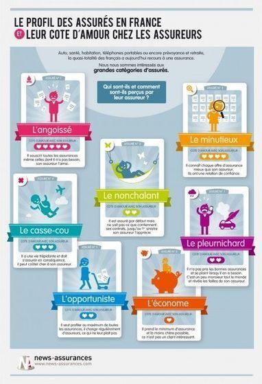 Comment les compagnies d'assurance voient leurs clients ? | Blog Assurance Conseils | Banque Assurance 2.0 | Scoop.it