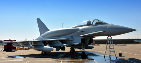 The Typhoon looks like a cool futuristic fighter with its new top tanks | Outbreaks of Futurity | Scoop.it