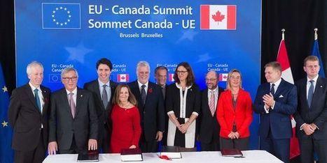 «Au cœur du CETA», épisode1: les tribunaux d'arbitrage menacent-ils la démocratie? | Veille | Scoop.it