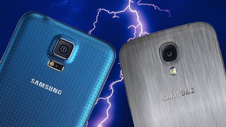 ¿En qué mejorará el próximo Samsung Galaxy F al Galaxy S5? - ComputerHoy.com | Samsung mobile | Scoop.it
