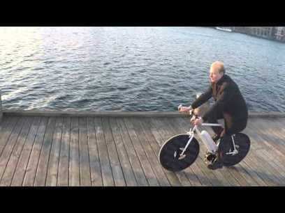 La bicicleta solar | Plataforma Urbana | Infraestructura Sostenible | Scoop.it