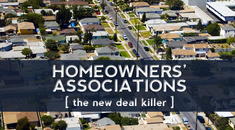 4 ways an HOA can kill your next closing | Real Estate Plus+ Daily News | Scoop.it