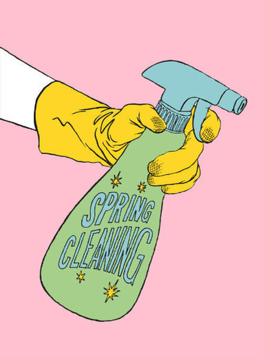 The GOOD 30-Day Challenge: Spring Cleaning - News - GOOD | Sustainable Futures | Scoop.it