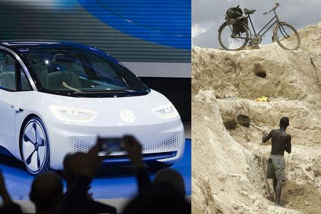 Les batteries des voitures électriques sont fabriquées par des enfants | Chronique d'un pays où il ne se passe rien... ou presque ! | Scoop.it