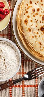 La recette des crêpes parfaites | Épicerie fine | Scoop.it
