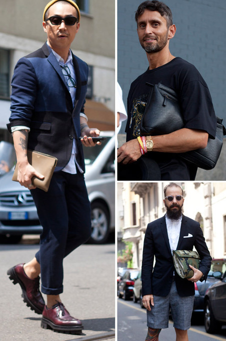 Things only men at fashion week wear | I Love Celebrity Styles Fashion News. Fashion Designers Models Trendsetters Daily Notes Agenda Guide Style Trends Magazine Calendar Planner News Fashion days and deals Celebrity styles | Scoop.it