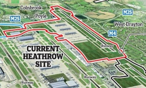 New runway could be built at Heathrow or Gatwick   Heathrow   Scoop.it