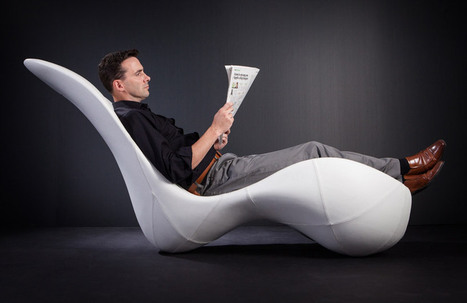 bodice rocker by splinterworks stands vertical when not in use | my like | Scoop.it