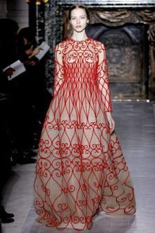 Spring 2013 Couture - Valentino | The Skin Glow Center | Scoop.it