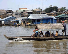 Tonle Sap Lake | Year 7 Science: Biodiversity of the Tonle Sap Lake environs | Scoop.it