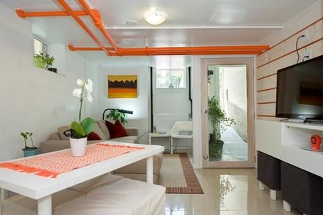 Basement Apartment Ideas   Home Decorating Ideas   Scoop.it