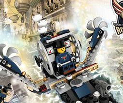 LEGO Introducing Steampunk Sets This Summer - MightyMega | Just Put Some Gears on It | Scoop.it